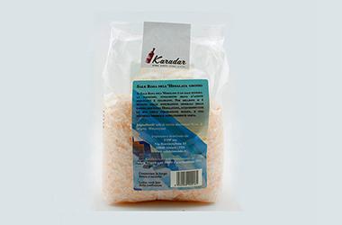 立式袋海盐包装方案