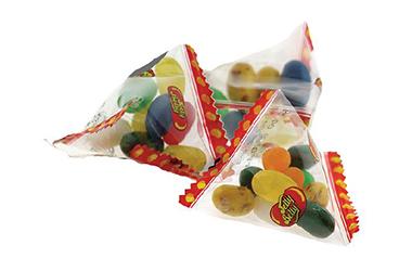 三角包糖包装方案