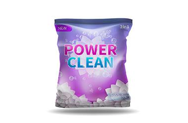 平口袋洗衣粉包装方案