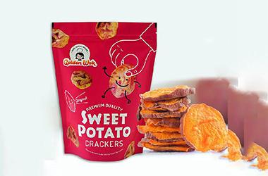 拉链袋桃酥饼包装方案