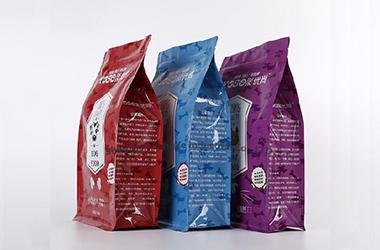 插脚预制袋零食包装方案