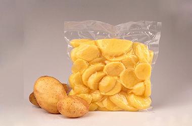 抽真空薯块包装方案