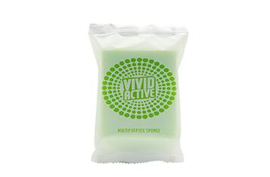 单个清洁海绵包装方案