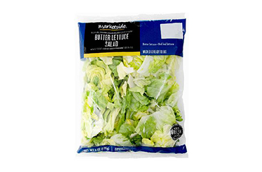 蔬菜沙拉背封袋包装方案