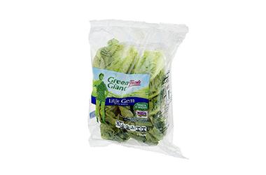 带托盒青菜包装方案