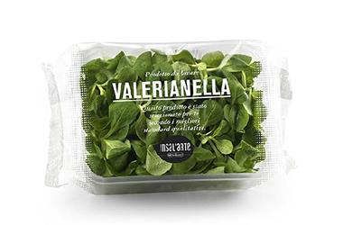 带托盒蔬菜包装方案