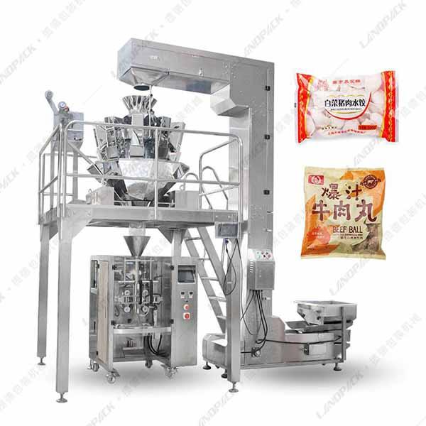 速冻食品立式包装机