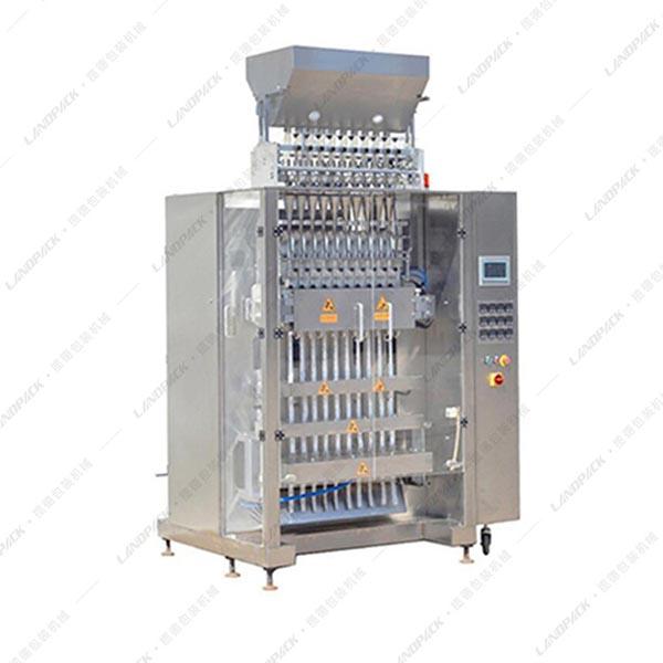 10列液体包装机