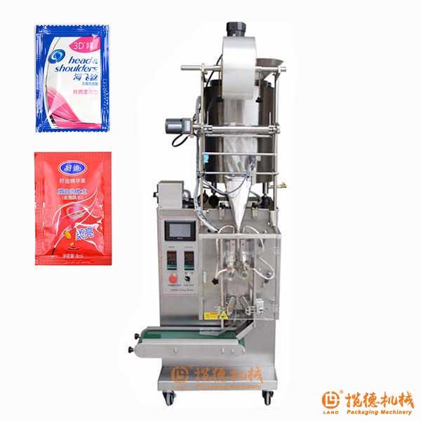 中西保健药液包装机