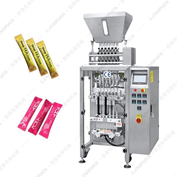 6列液体包装机