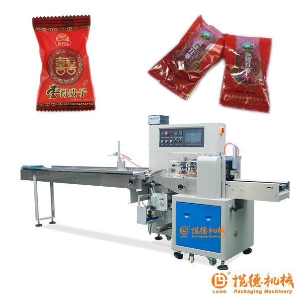 枕式红枣包装机|颗粒包装机