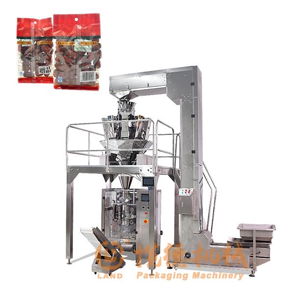 自动称重红枣包装机_计量红枣包装机