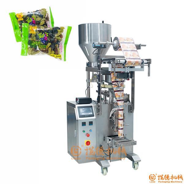 小袋式包装机|葡萄干自动包装机