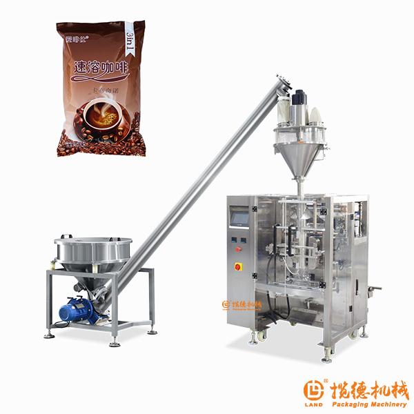 大袋咖啡粉包装机_咖啡自动包装机