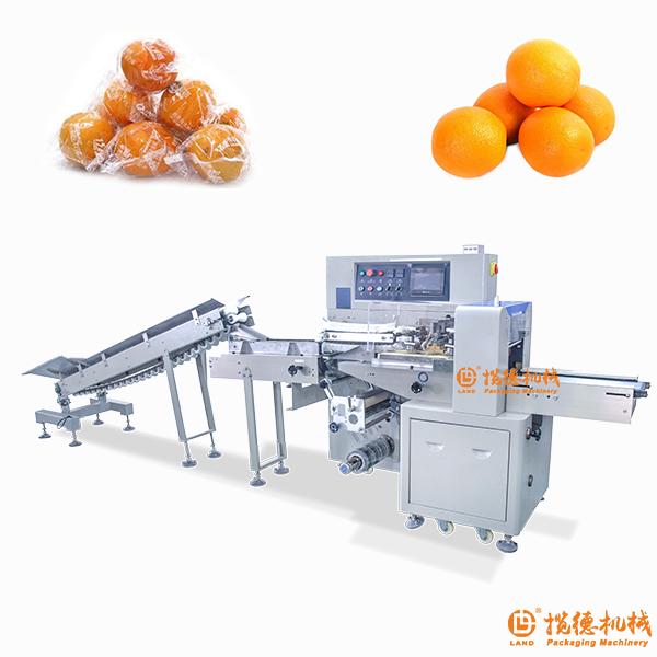 脐橙理料线包装机