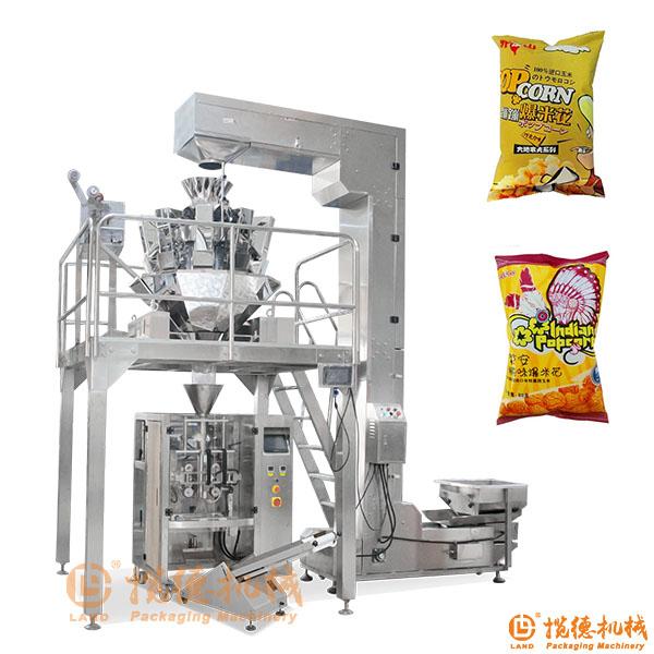 爆米花包装机|袋装爆米花自动包装机