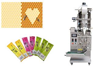 蜂蜜小包装机给您的生活加点料