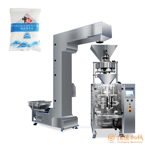 食盐包装机_袋装全自动食盐包装机械设备