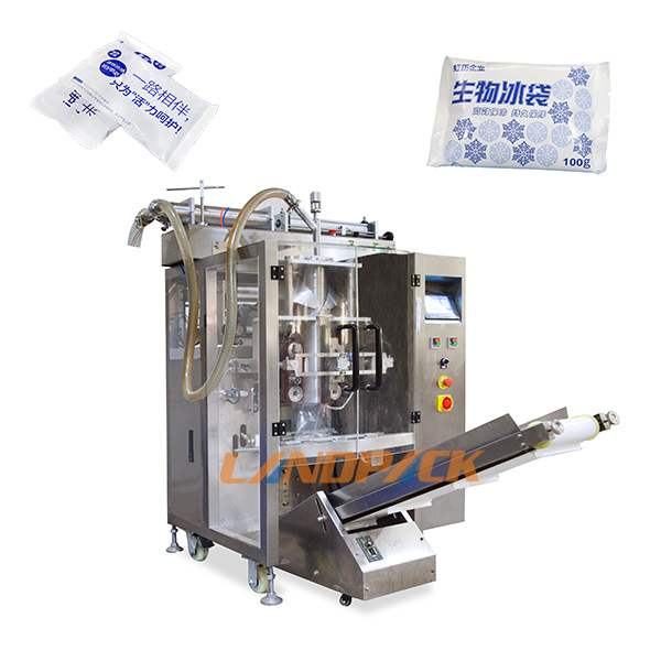 LD-420冰袋包装机
