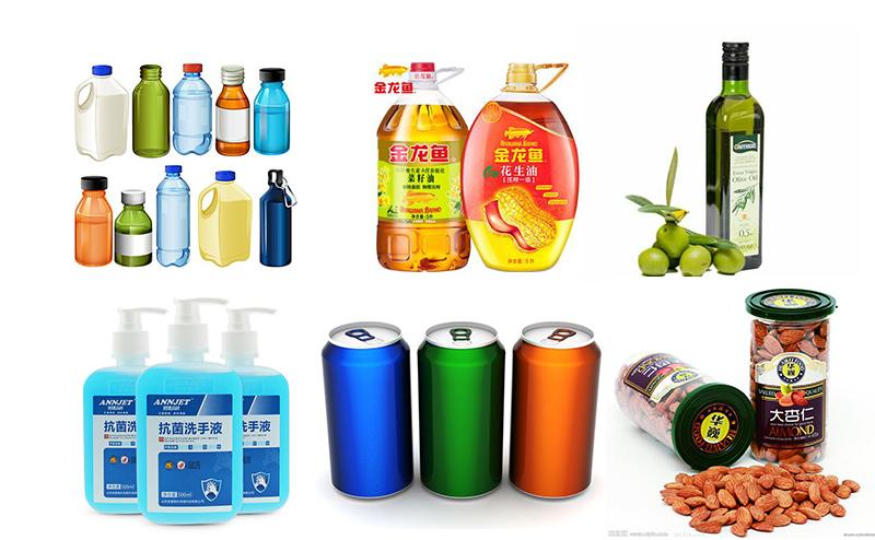 瓶装灌装类方案