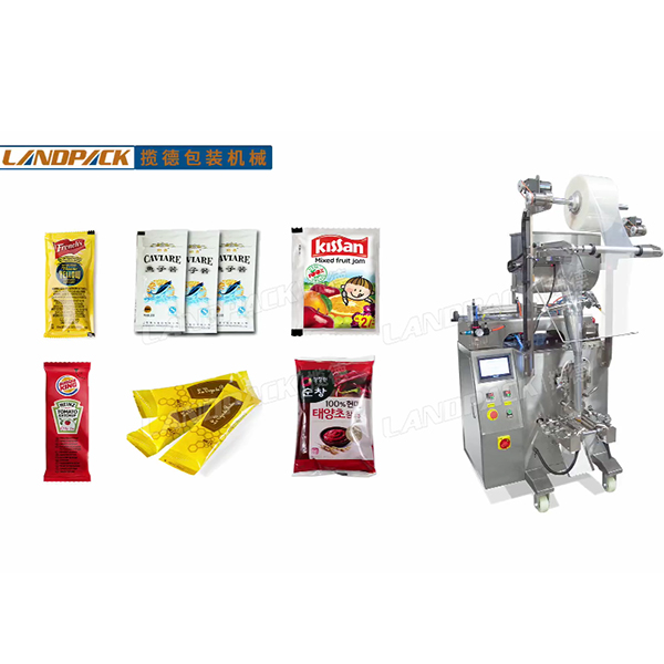 立式调料油包装机